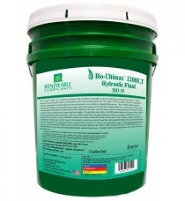 Bio-Ultimax™ 1200LT Hydraulic Fluids (ISO 5, 10, 15, 22, 32, 46)